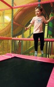 Jude trampoline