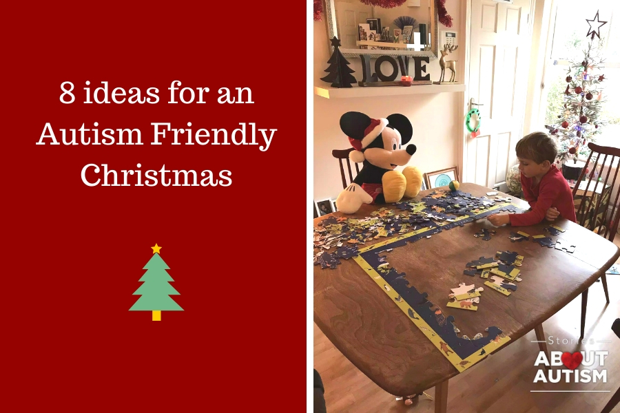 8 ideas for an Autism Friendly Christmas
